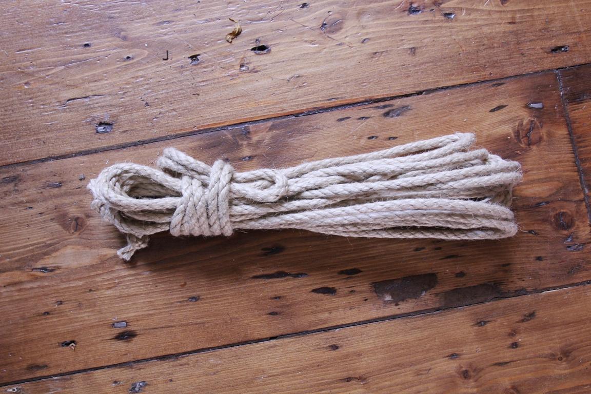 Hempex 6mm rope